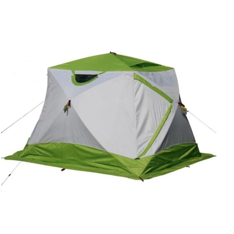 Зимняя палатка ЛОТОС Куб 4 Компакт