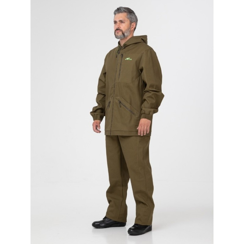Летний костюм KATRAN КЕДР (Палатка, хаки) (фото 2)