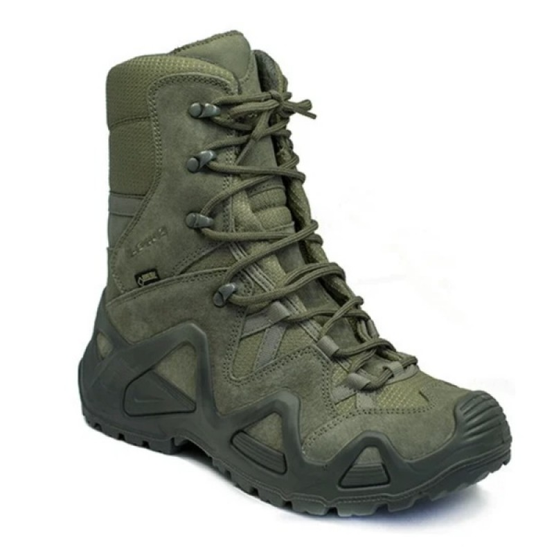 Тактические ботинки Lowa ZEPHYR GTX HI TF RANGER GREEN