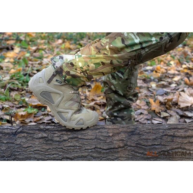 Тактические ботинки Lowa ZEPHYR GTX HI TF RANGER GREEN (фото 3)