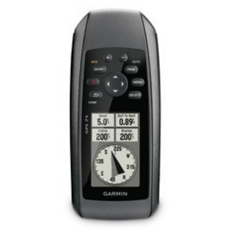 Туристический навигатор Garmin GPS 73