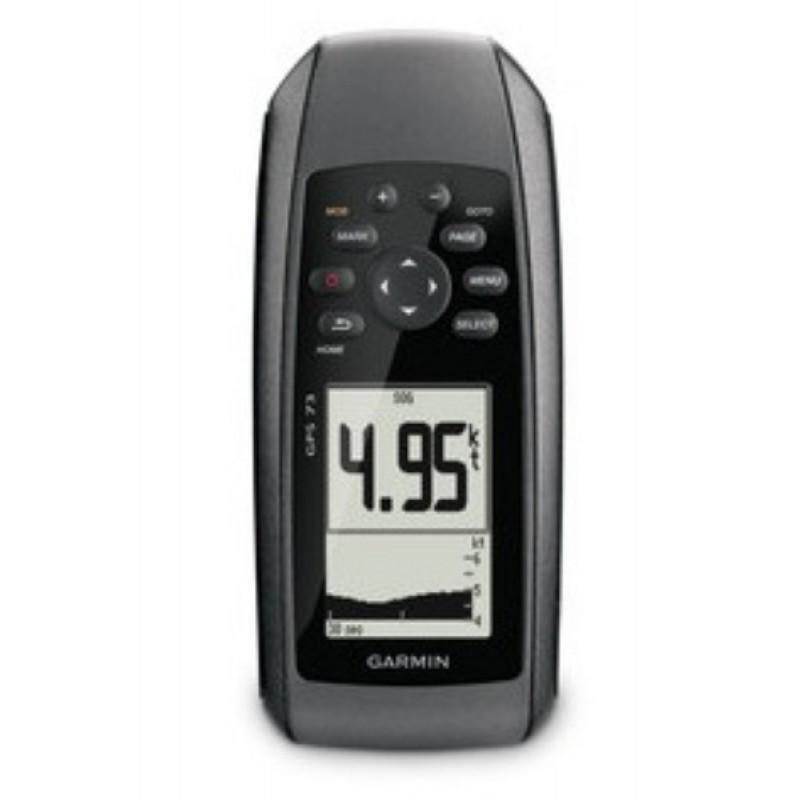 Туристический навигатор Garmin GPS 73 (фото 3)