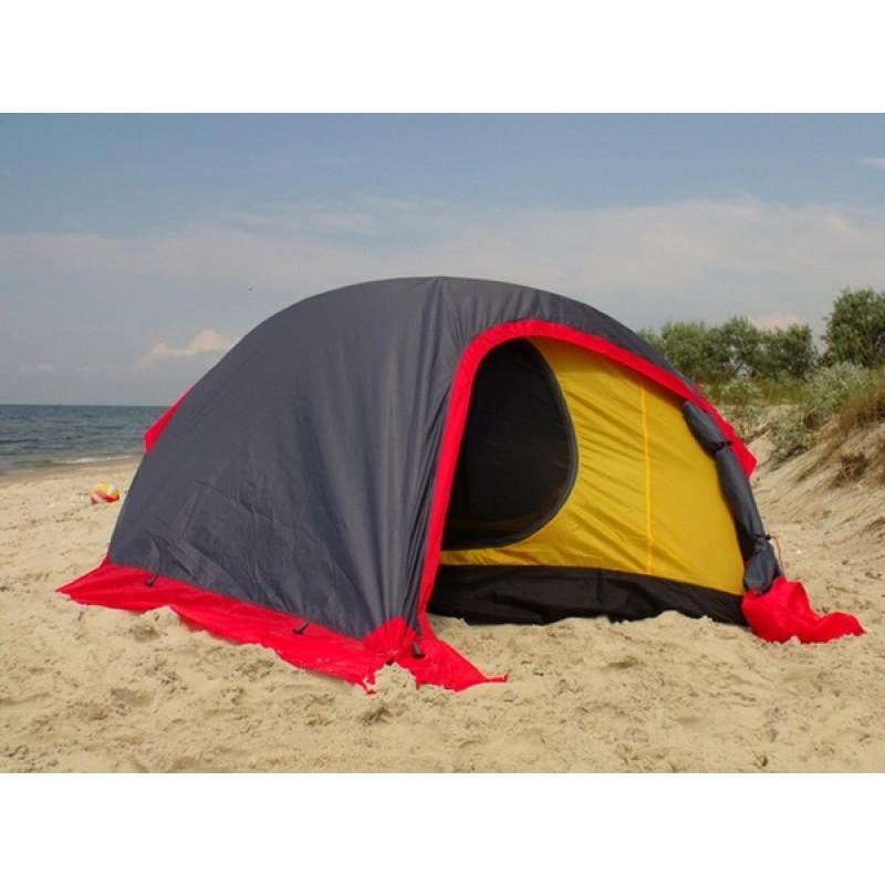 Палатка Tramp Sarma 2 (V2) серая (фото 2)