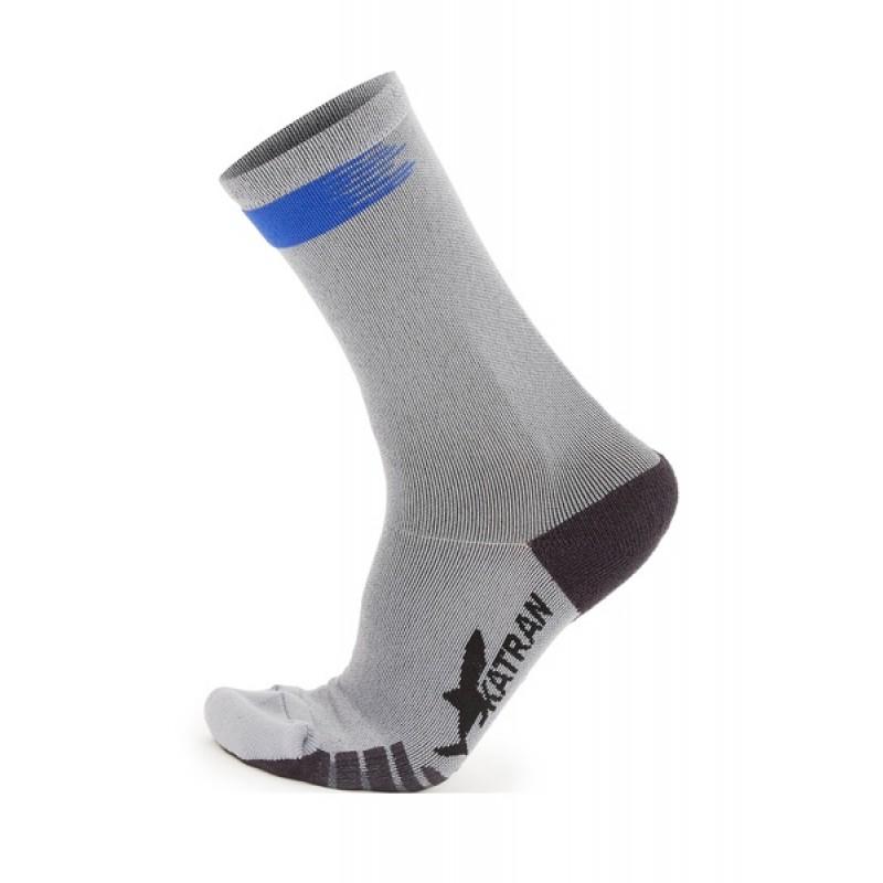 Комплект треккинговых носков Katran Т-107с (серые), 3шт (фото 2)