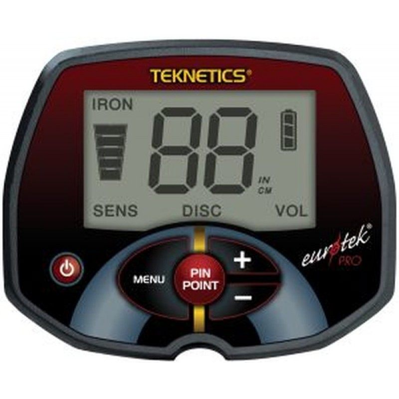 Металлоискатель Teknetics Eurotek Pro (фото 2)