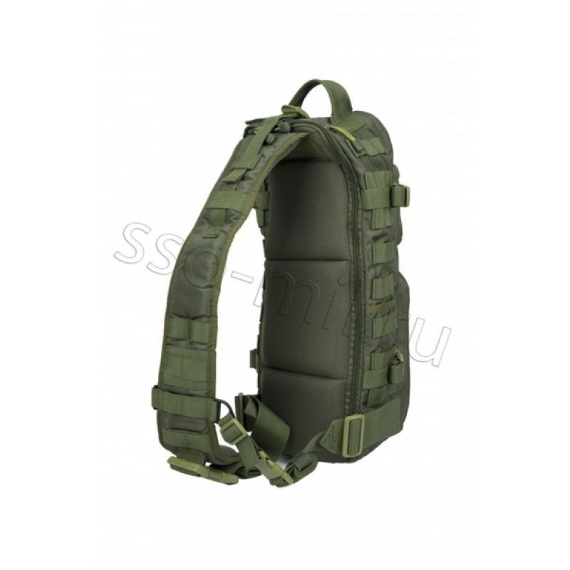 Тактический однолямочный рюкзак SSO РЫСЬ Атакс рип-стоп (фото 2)