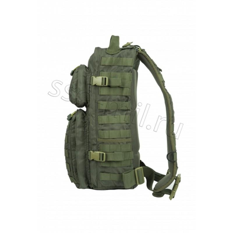 Тактический однолямочный рюкзак SSO РЫСЬ Атакс рип-стоп (фото 3)