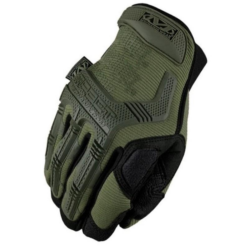 Перчатки WERDUM Mechanix Mpact Glove Green MPT-72