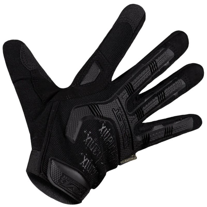 Перчатки WERDUM Mechanix Mpact Glove Green MPT-72 (фото 3)