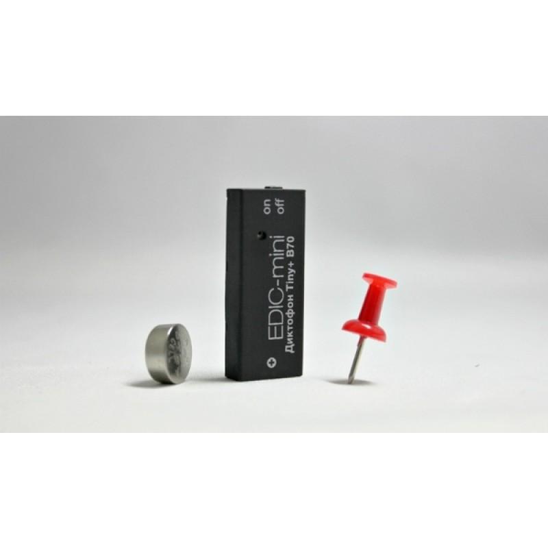 Цифровой диктофон Edic-mini Tiny + B70 (фото 3)
