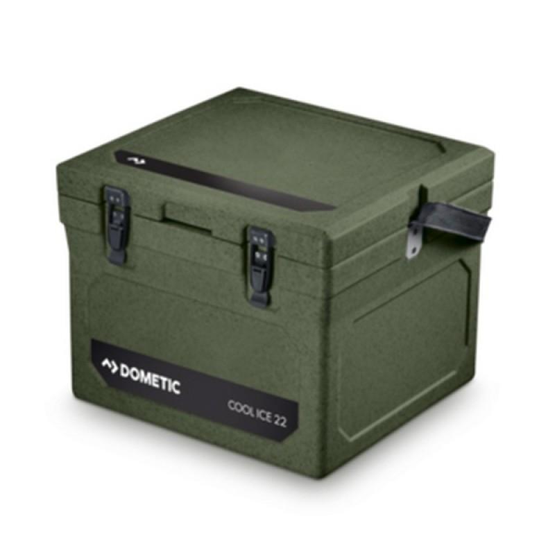 Изотермический контейнер Dometic Cool-Ice WCI-22 22л зеленый