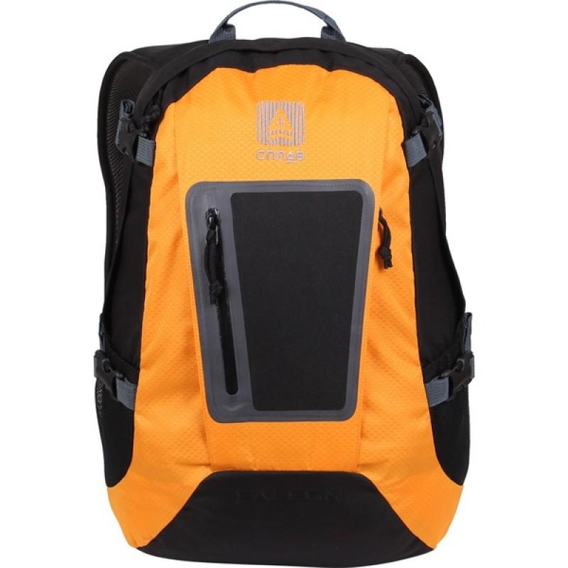 Рюкзак СПЛАВ Falcon (оранжевый) (фото 2)