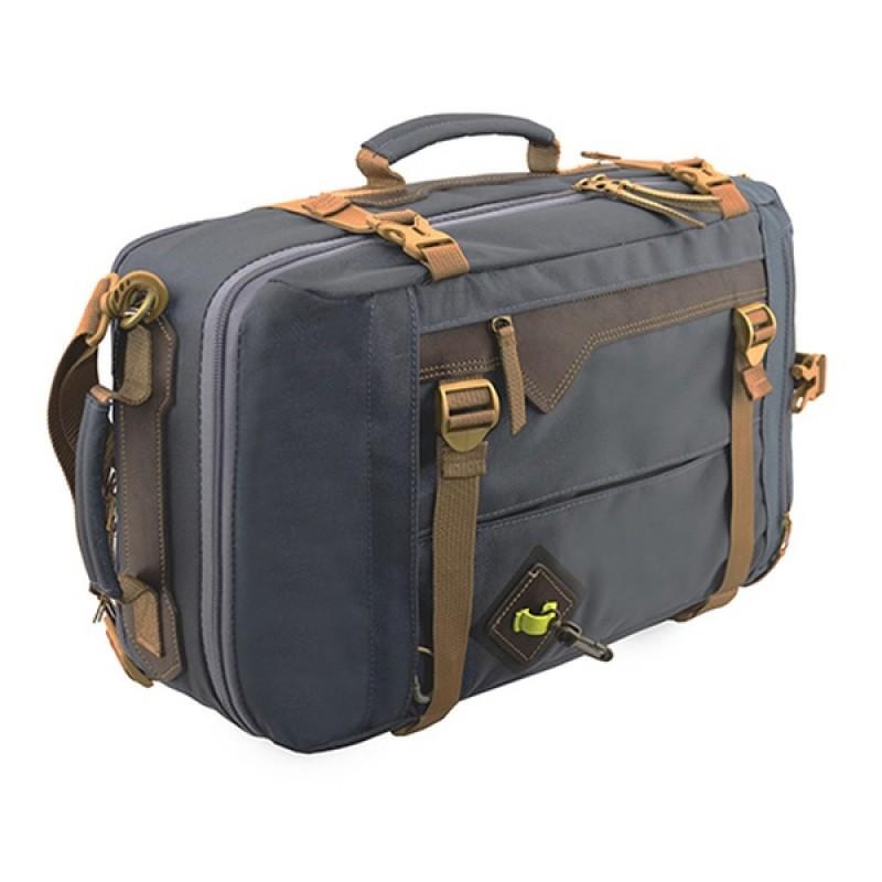 Сумка-рюкзак Aquatic С-28ТС (цвет: темно-серый)