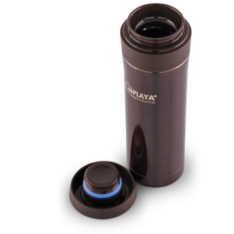 Термокружка LaPlaya JMK 0,5 L brown (560112) (фото 2)