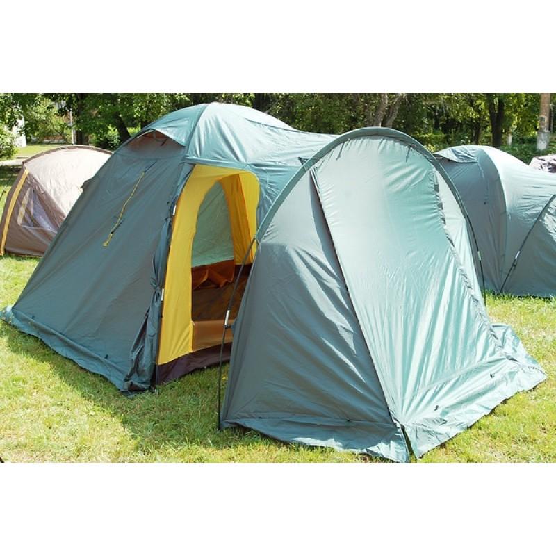Палатка Canadian Camper RINO 4 (цвет forest  дуги 9,5 мм) (фото 2)