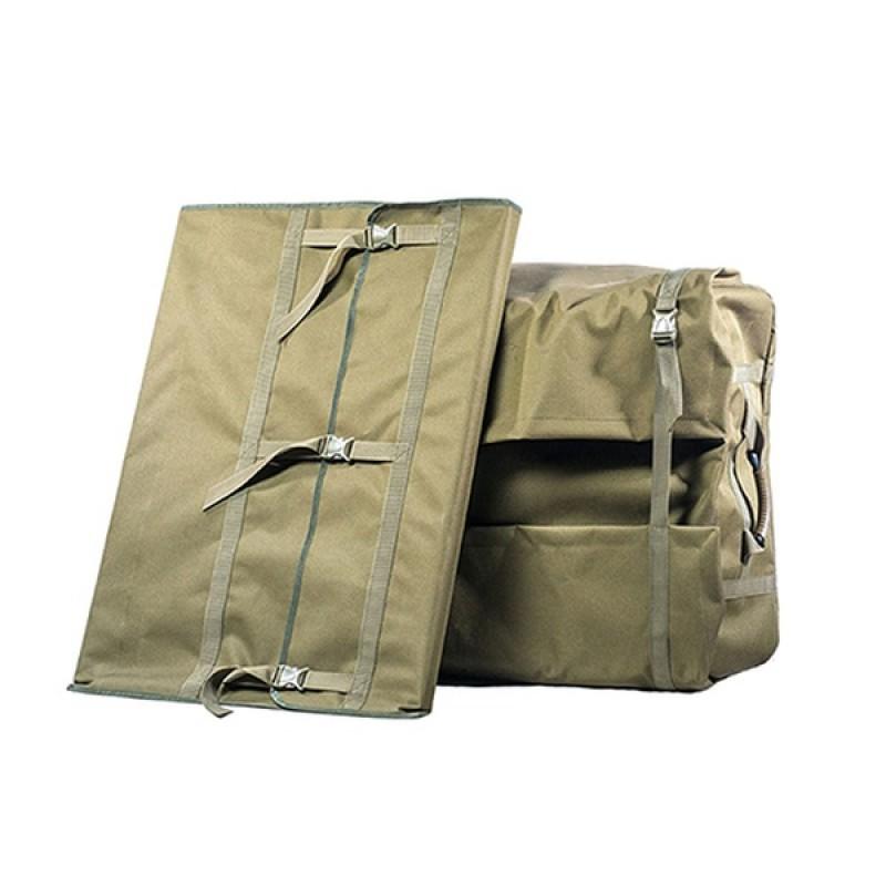 Чехол Aquatic Ч-18 для лодки (2.70-3.60 м, 2 сумки)