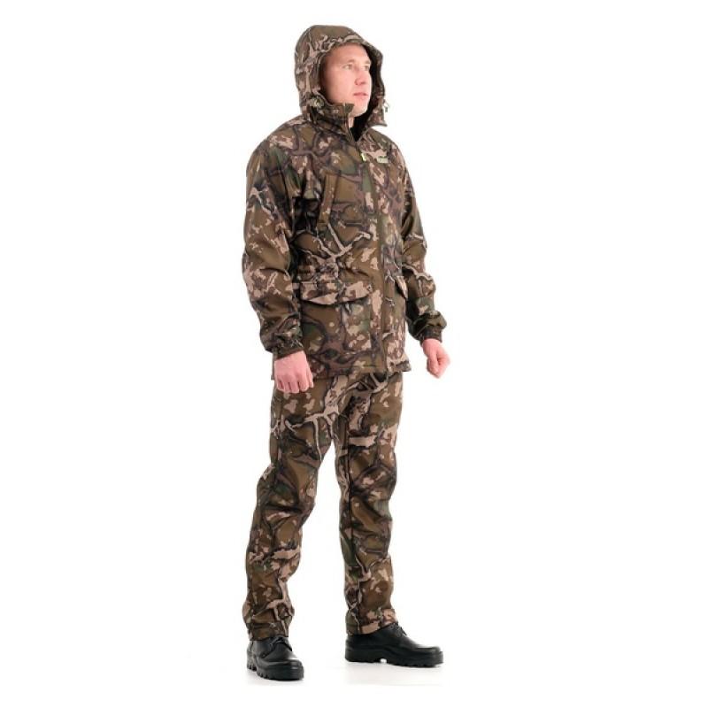 Осенний костюм для рыбалки Свелл (полофлис, каньон) КВЕСТ (подкладка флис) (фото 2)