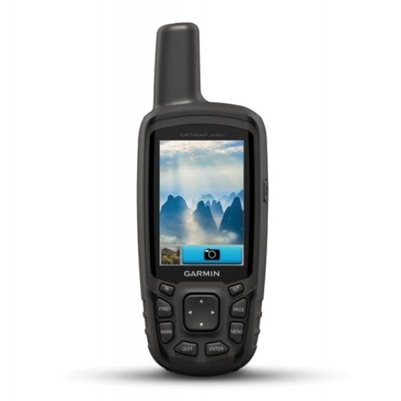 Туристический навигатор GARMIN GPSmap 64SC