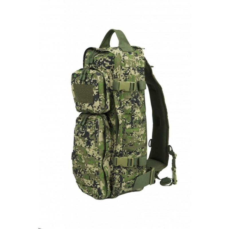 Тактический однолямочный рюкзак SSO РЫСЬ Спектр СКВО