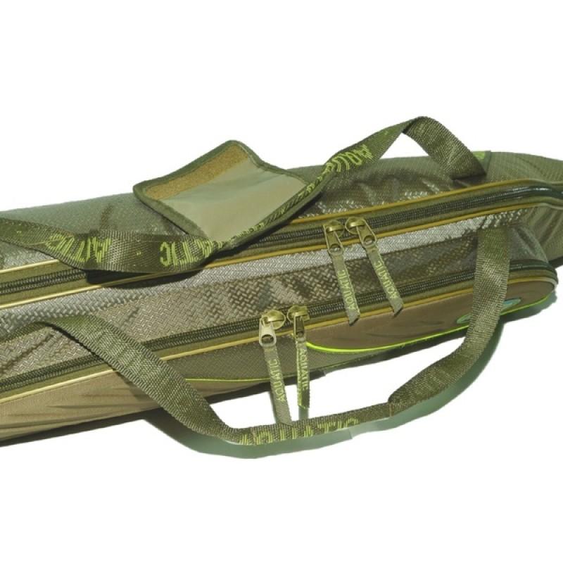 Чехол для удилищ Aquatic Ч-17 полужёсткий малый (125 см) (фото 2)