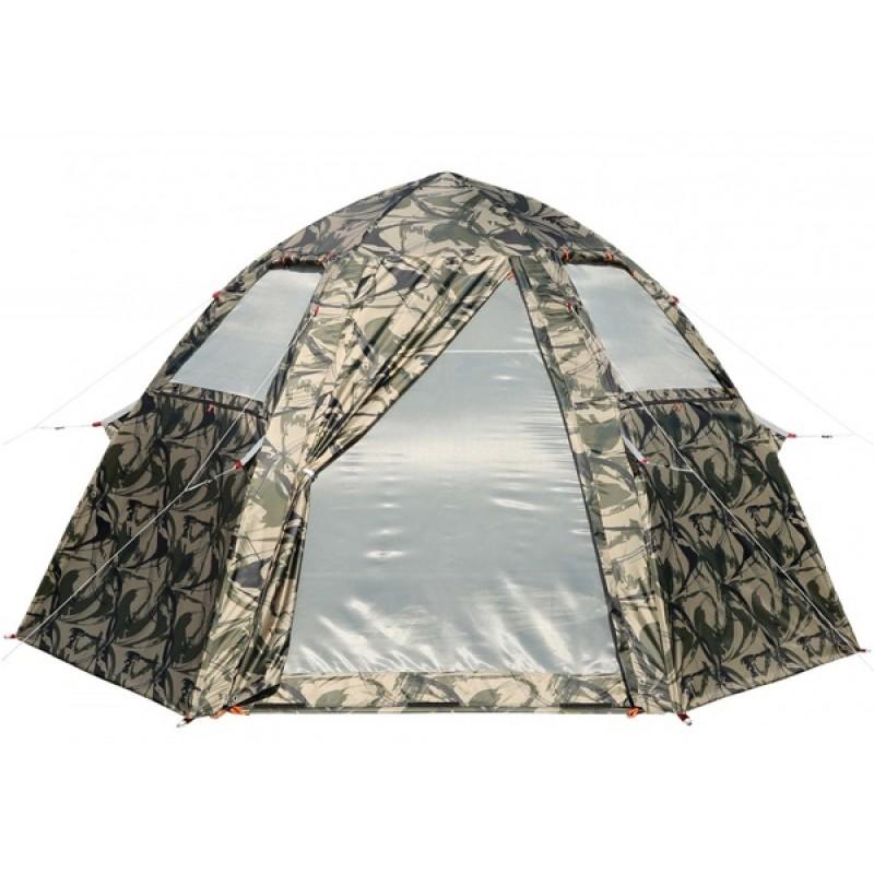 Палатка ЛОТОС 5 Мансарда (модель 2019) (фото 2)