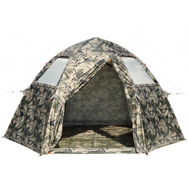 Палатка ЛОТОС 5 Мансарда (модель 2019) (фото 3)