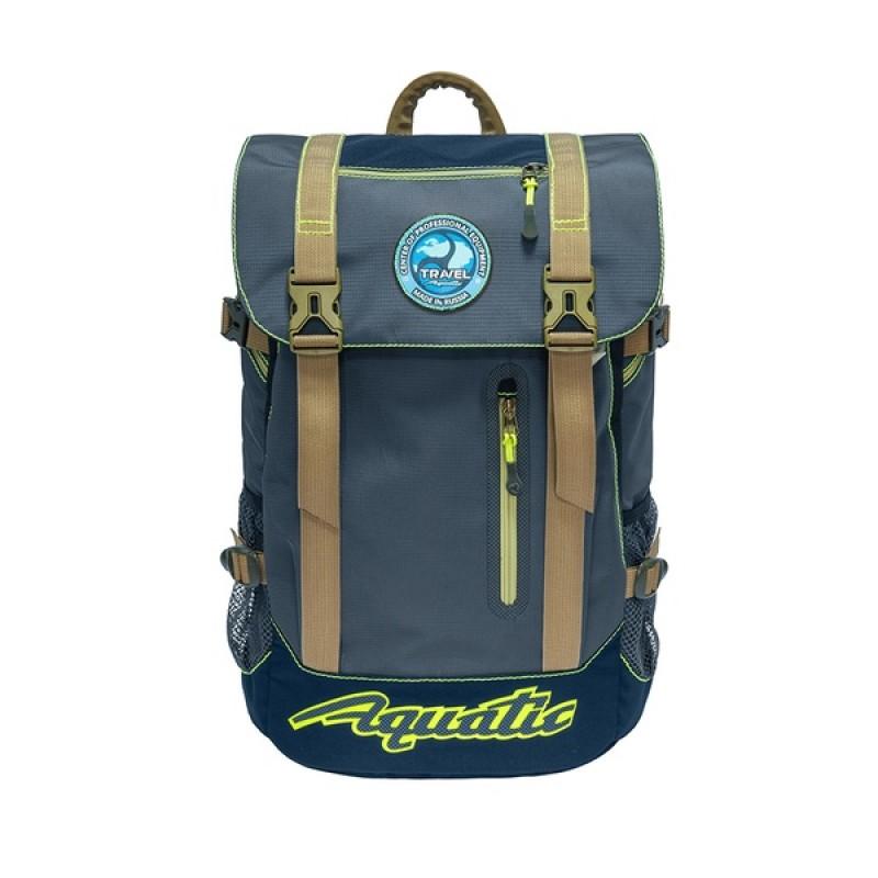 Рюкзак Aquatic Р-38ТС (городской, темно-серый)