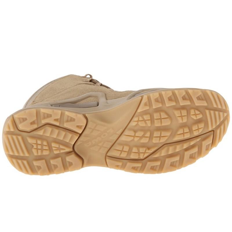 Женские тактические ботинки Lowa ZEPHYR GTX MID TF WS Dark brown (фото 2)