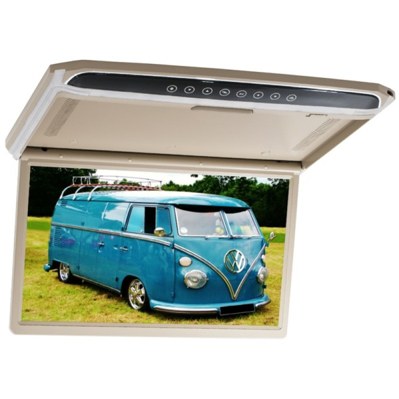Потолочный монитор для автомобиля Потолочный монитор 17,3 AVEL AVS1707MPP (бежевый)