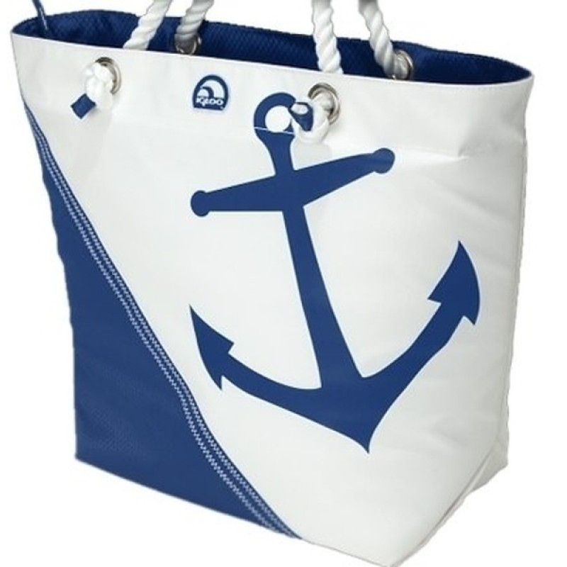 Сумка-термос Igloo Sail Tote 24 A-A blue (фото 2)