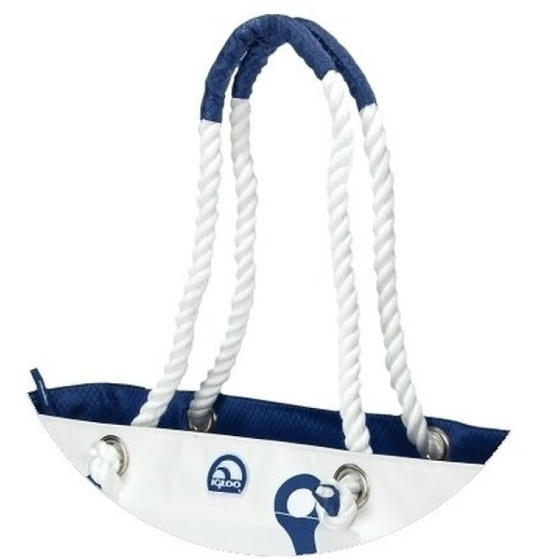 Сумка-термос Igloo Sail Tote 24 A-A blue (фото 3)