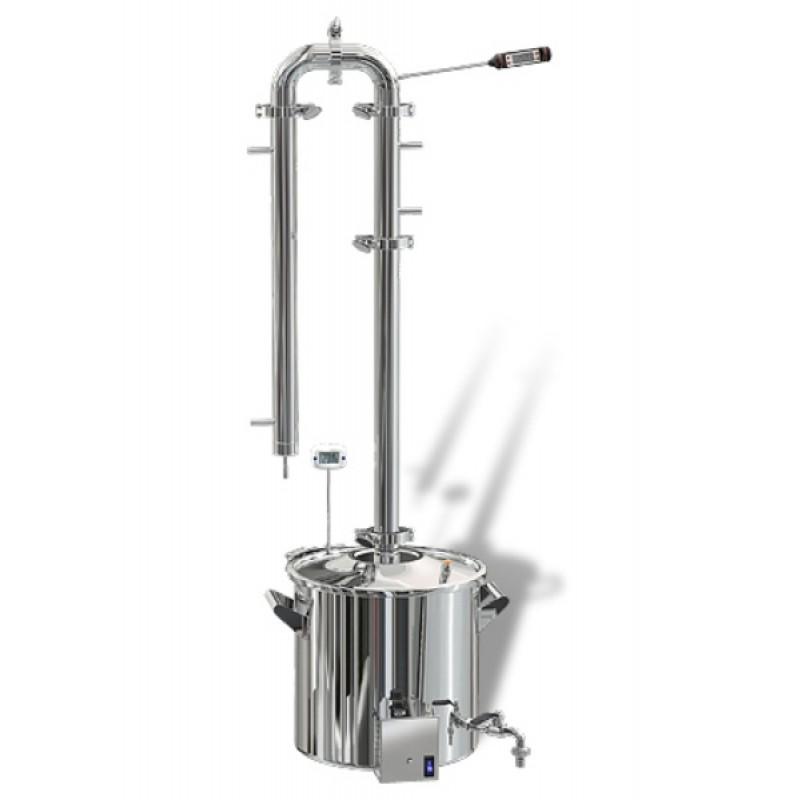Самогонный аппарат (дистиллятор) ФЕНИКС Сириус (С теном) 25 литров