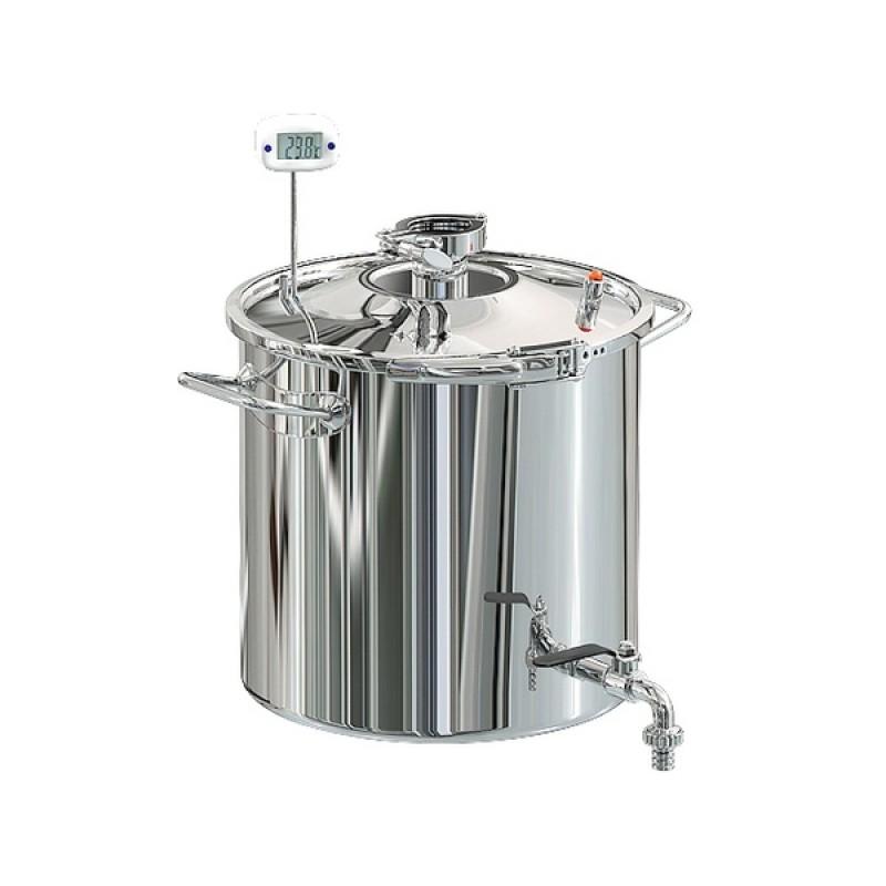 Самогонный аппарат (дистиллятор) ФЕНИКС Сириус (С теном) 25 литров (фото 2)