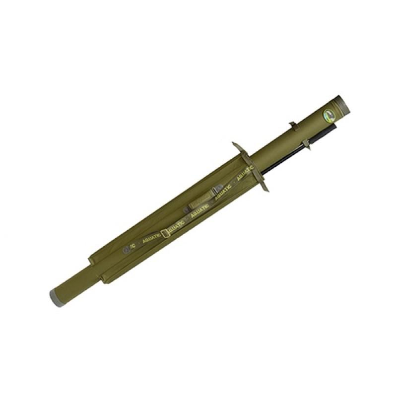 Тубус Aquatic ТК-110-2 с 2 карманами (110 мм, 175 см)