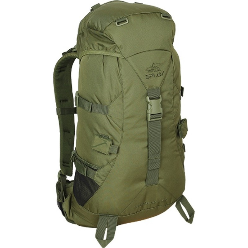 Туристический рюкзак СПЛАВ STORM 40 M (олива)