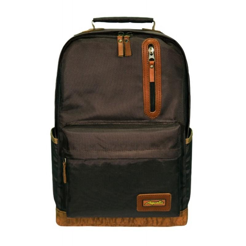 Рюкзак Aquatic Р-26ТКРД  (городской, темно-коричневый)