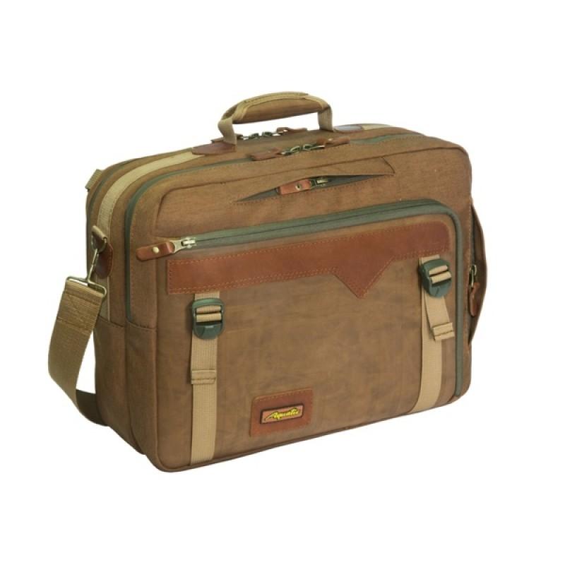 Сумка-рюкзак Aquatic С-16К (цвет: коричневый)