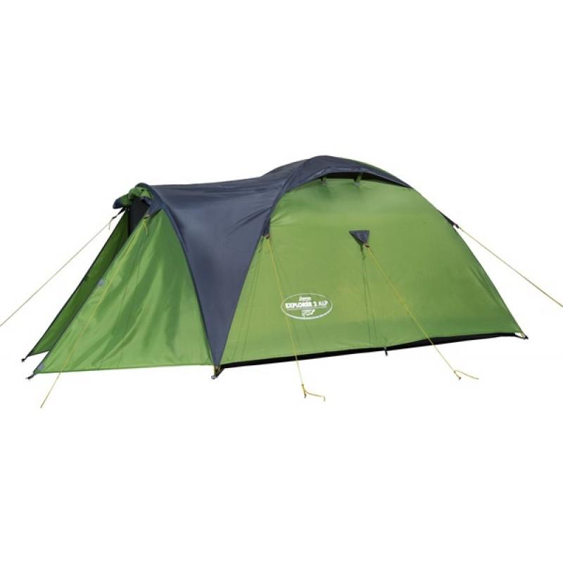 Палатка Canadian Camper  EXPLORER 3 AL (цвет forest)