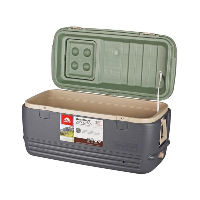 Изотермический контейнер Igloo Sportsman Quick&Cool 100
