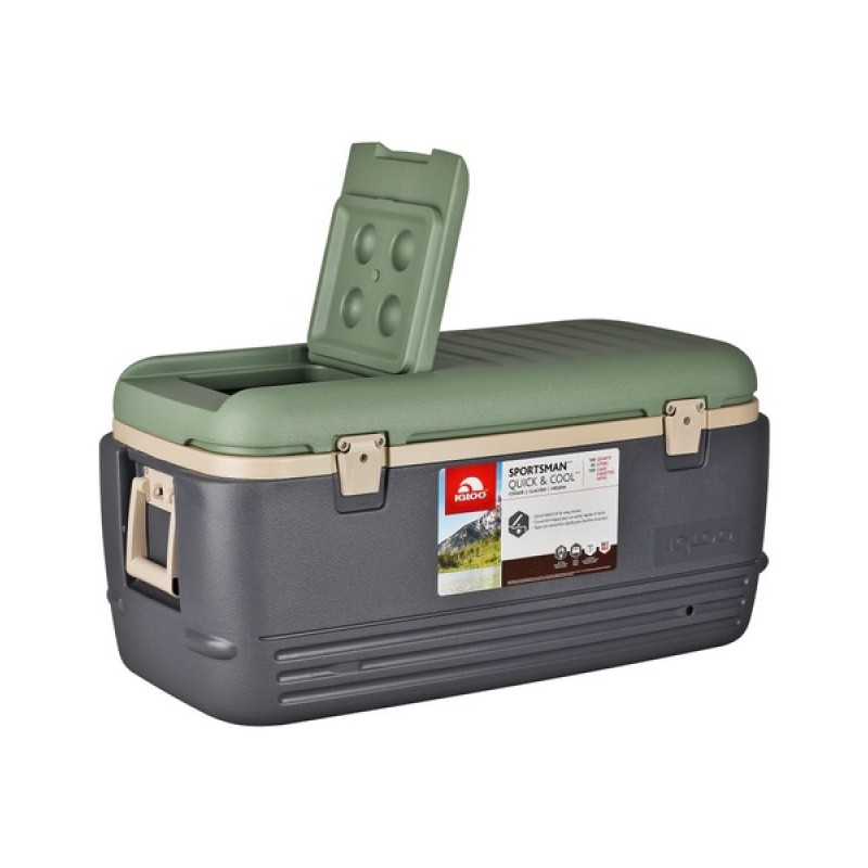 Изотермический контейнер Igloo Sportsman Quick&Cool 100 (фото 3)
