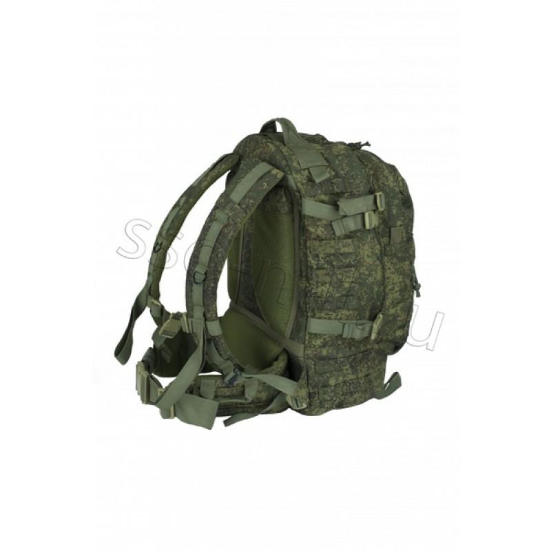 Рюкзак патрульный SSO Адлер Трехдневный Цифра флора (фото 2)