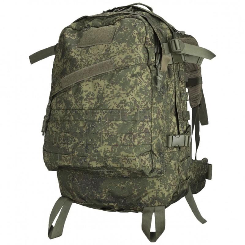 Рюкзак патрульный SSO Адлер Трехдневный Цифра флора (фото 3)