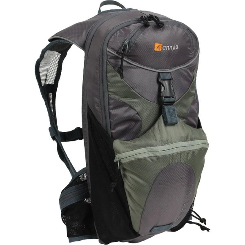 Рюкзак СПЛАВ Cyclon (серый)
