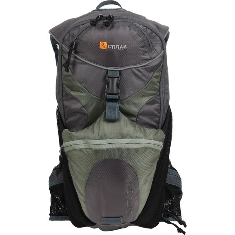 Рюкзак СПЛАВ Cyclon (серый) (фото 2)