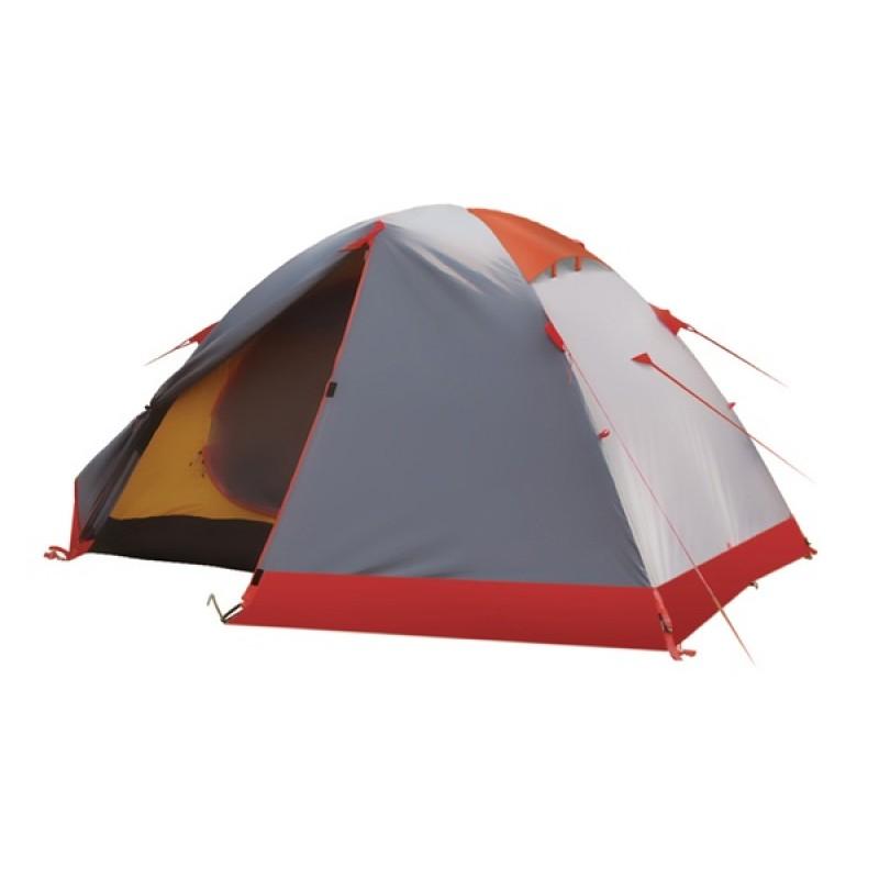 Палатка Tramp Peak 3 (V2) серый
