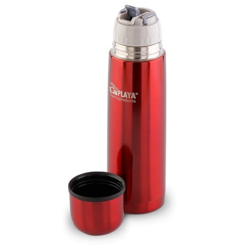 Термос LaPlaya Mercury 1,0L red (фото 2)