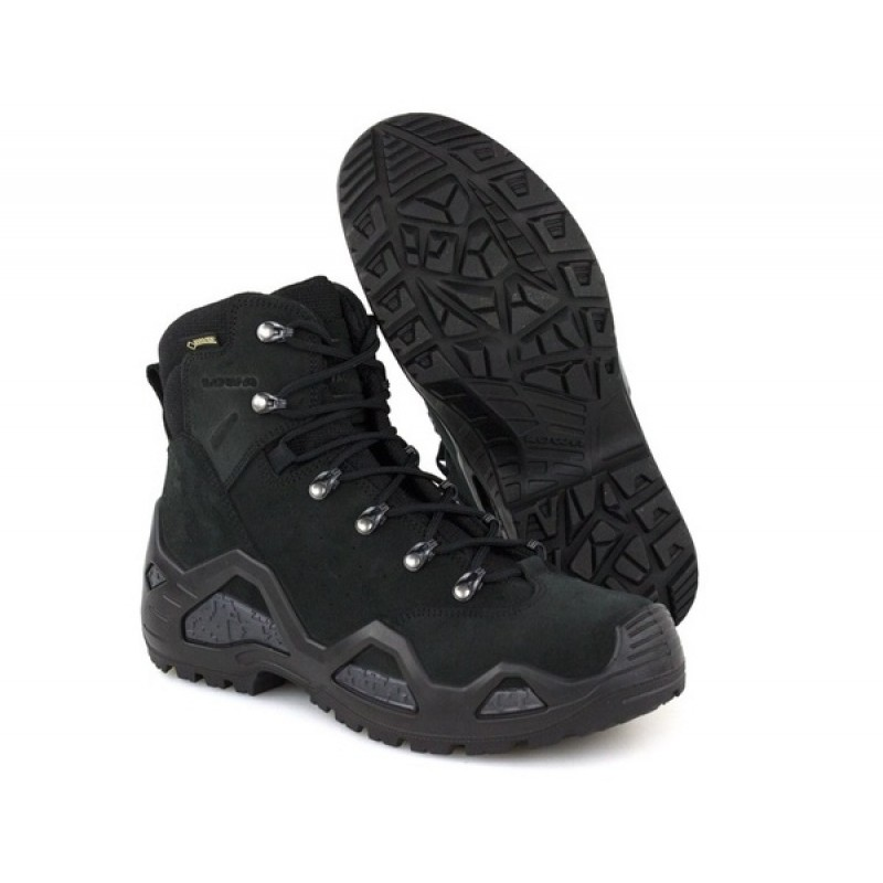 Женские тактические ботинки Lowa Z-6S WS GTX BLACK