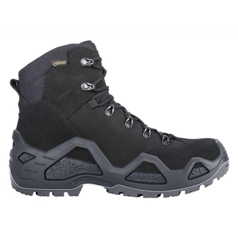 Женские тактические ботинки Lowa Z-6S WS GTX BLACK (фото 2)