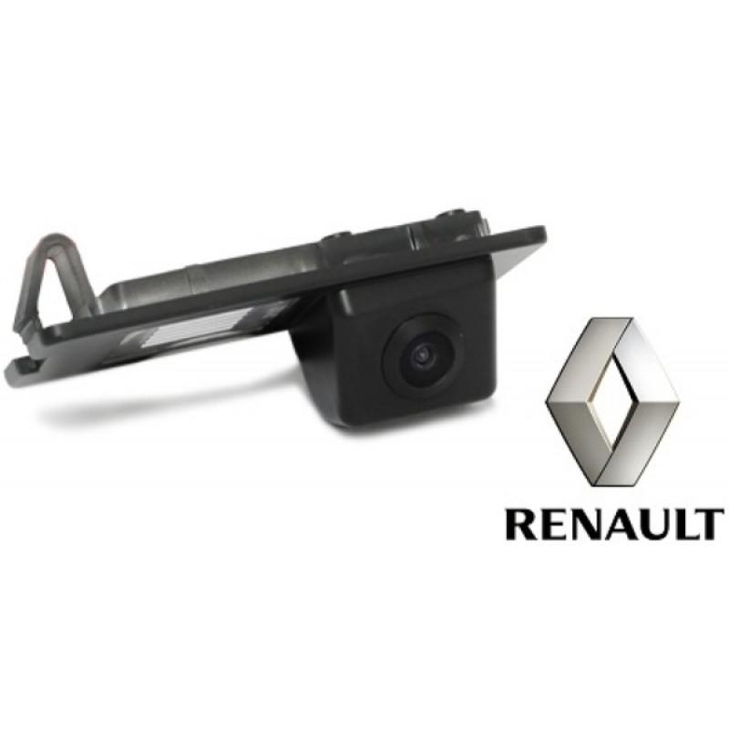 CMOS камера заднего вида для RENAULT FLUENCE / LATITUDE (#071)