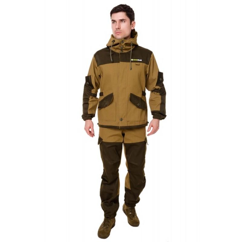 Летний костюм ONERUS Горный на пуговицах (Палатка, светлый Хаки) (фото 2)